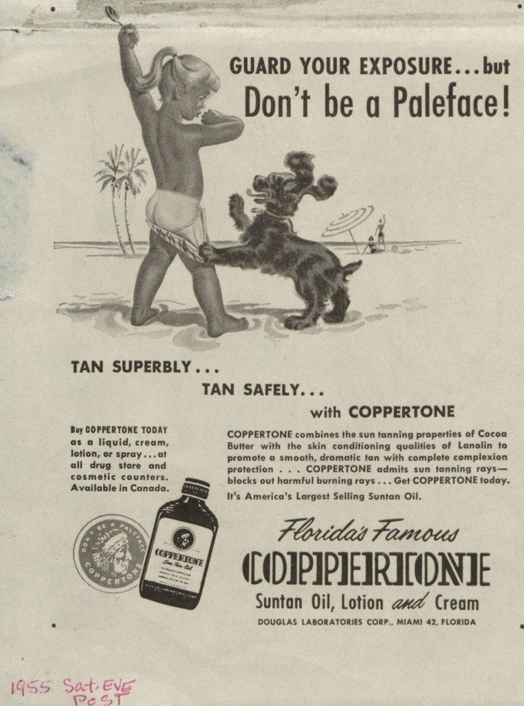 Copertone Ad 1955