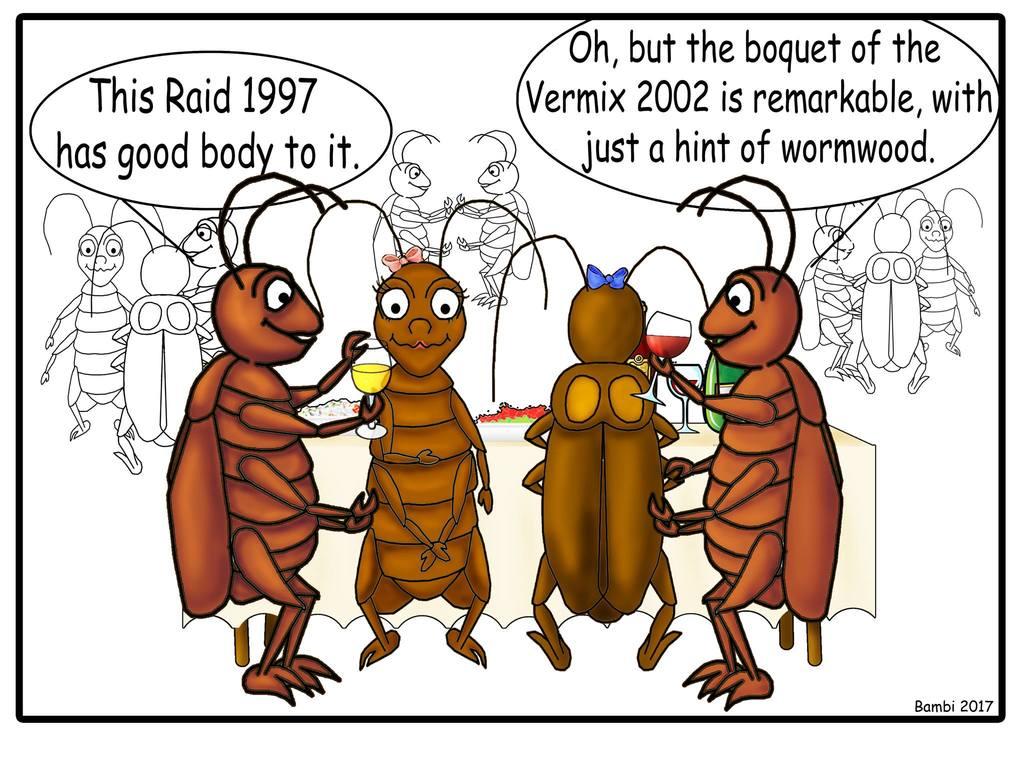 Rachel Carson Cartoon