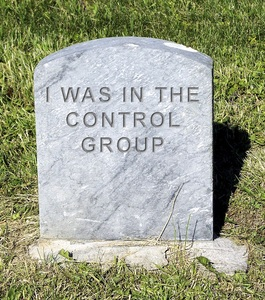 Control Group Headstone